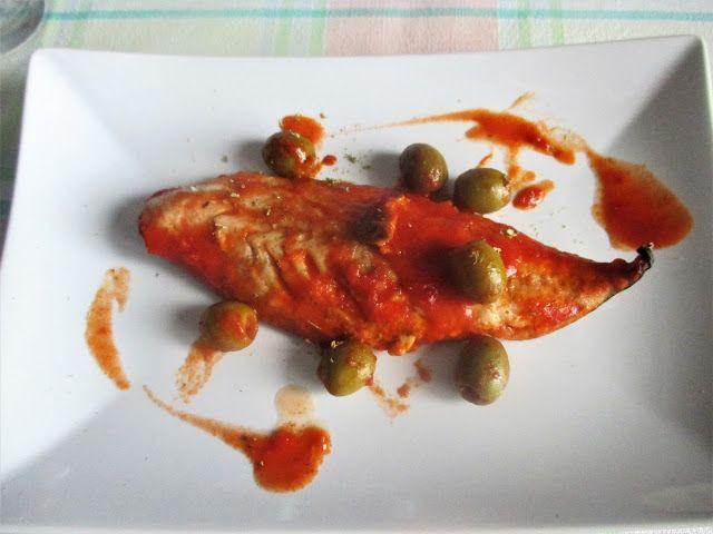 FORNELLI IN FIAMME: MACKEREL AT THE MEDITERRANEAN TASTES - Filetto di ...