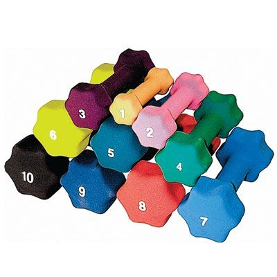Neoprene Dumbbells - 12 lbs. (SEE AVAILABILITY ABOVE FOR ESTIMATED DELIVERY) - Neoprene Dumbbells - 12 lbs. - Neoprene Dumbbells - Neoprene Dumbbells. Sold by Pairs. Set of Neoprene Dumbbells. - Rolyan products are internationally licensed & manufactured for home & clinical use. Most of their products offer a lifetime warranty.