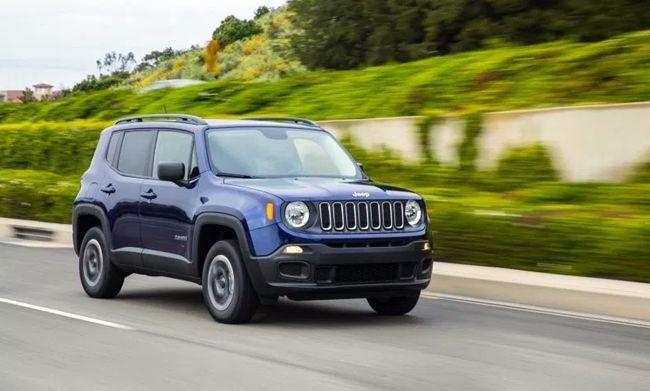 2019 Jeep Renegade Latitude Specs