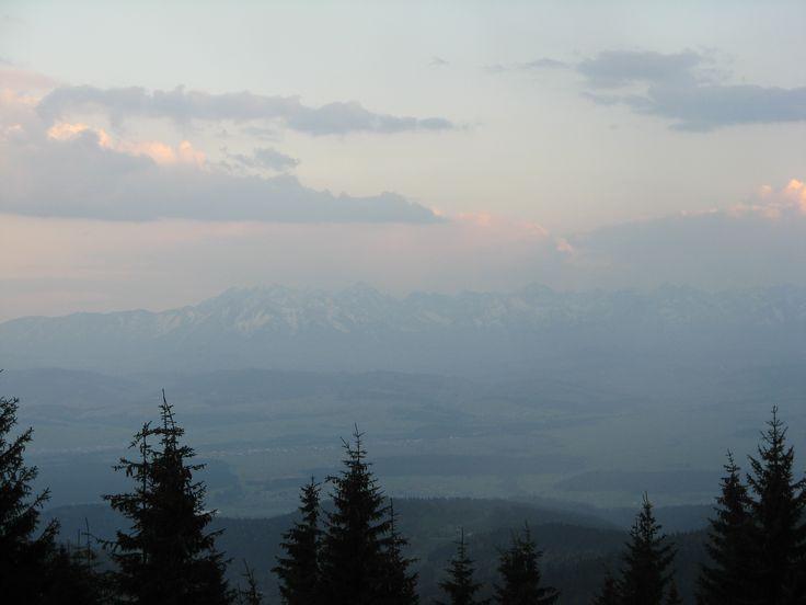 Turbacz - szczyt w Nowy Targ, Województwo małopolskie