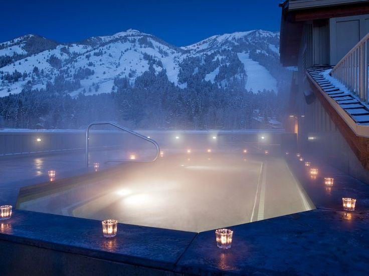 Teton Mountain Lodge & Spa, Jackson Hole