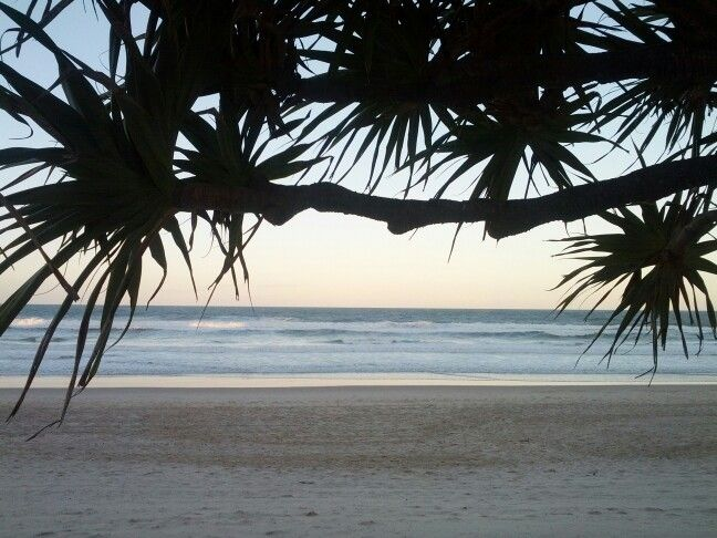 Gold Coast beach Surfers Paradise