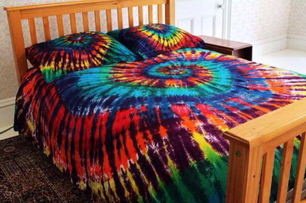 queen tie dye bed set nicole novembrino wenzel nicole novembrino