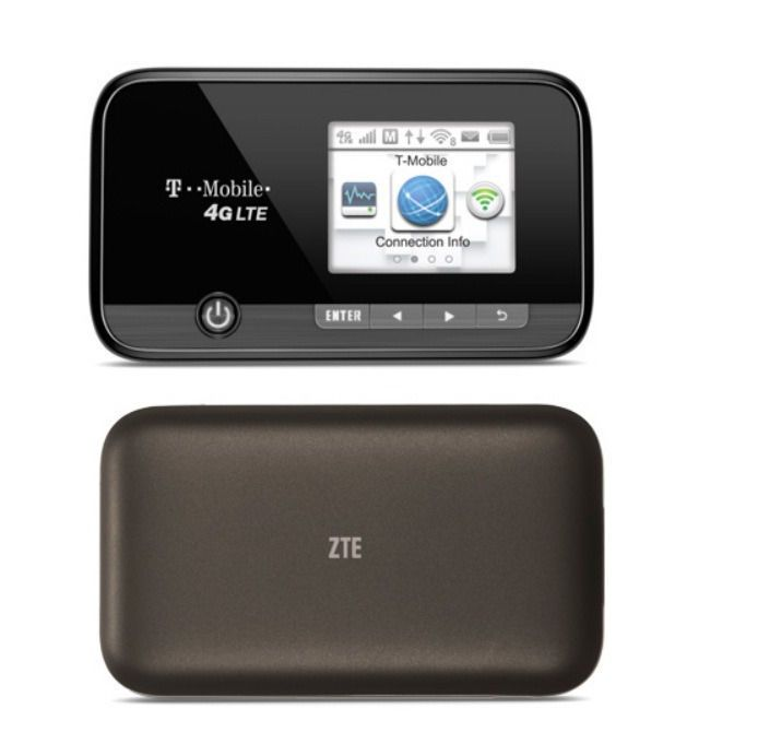 Unlocked ZTE MF96 4G LTE Mobile WiFI Hotspot Router FDD AWS 1900MHZ pocket mifi 4g wifi dongle pk mf95 mf910 mf93 mf90 #Affiliate
