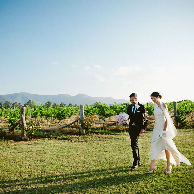 Amongst the vines. Margan Wine, Hunter Valley. Match + Feather // Dominic Loneragan