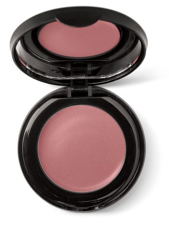 Better Homes Gardens suggests applying Mary Kay® Cream Blush in Sheer Bliss