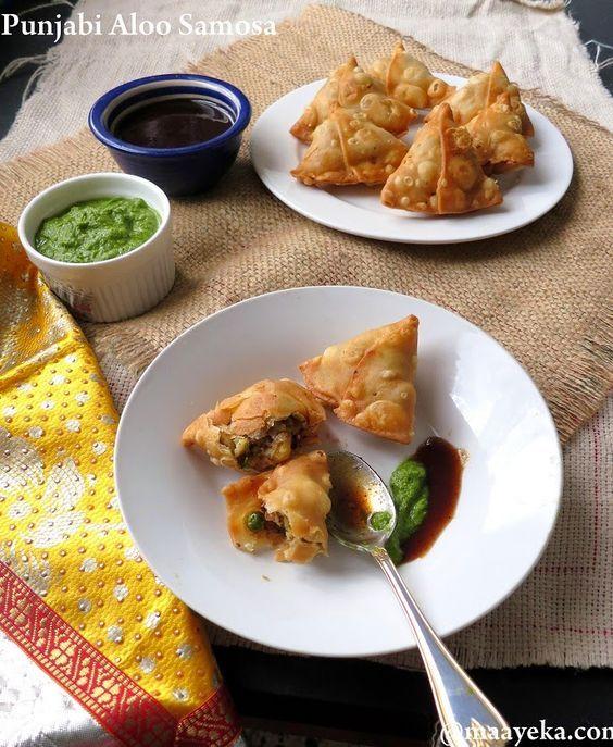 How To Make Aloo Samosa ,Punjabi Samosa Recipe