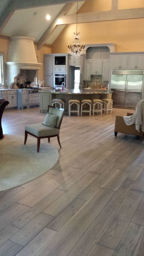 Modern 2 Stage Grey wood floors. - 92 Best Modern Wood Floors Images On Pinterest