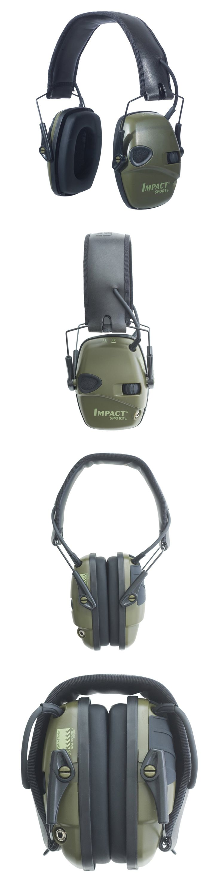 Hearing Protection 73942: Electronic Ear Muffs Shooting Protection Noise Cancelling Head Gear Impact Sport -> BUY IT NOW ONLY: $51.32 on eBay!