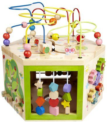 Maxim Everearth Garden Activity Cube Aktivit Ten Kita R Ume Und Kinderbetreuung