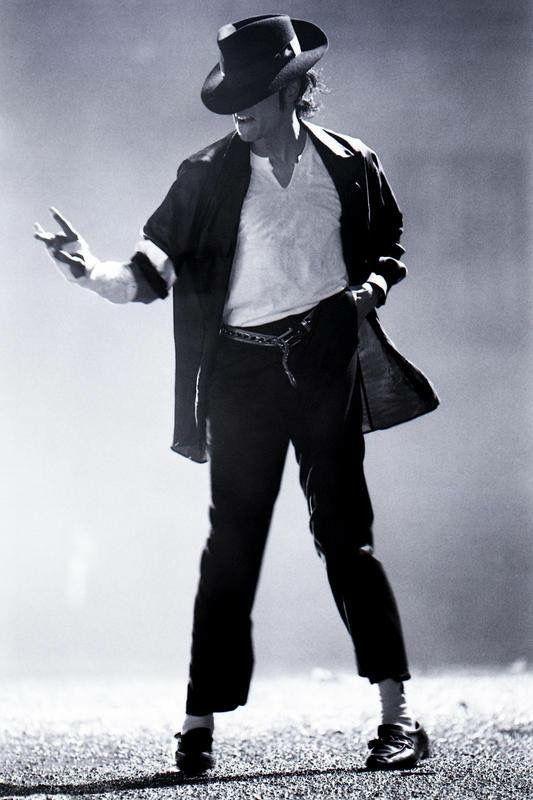 Michael Jackson, Black or White, Panther Dance