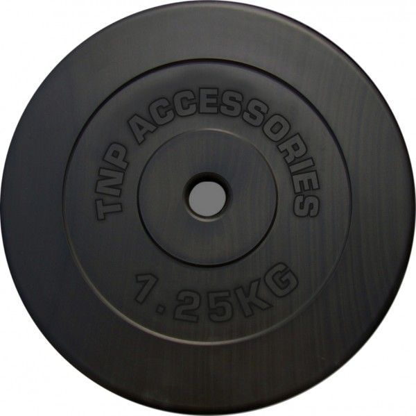 www.elitesupplements.co.uk fitness-accessories-171 tnp-accessories-1-hole-vinly-weight-plates-discs-home-gym-training-black-1-25kg