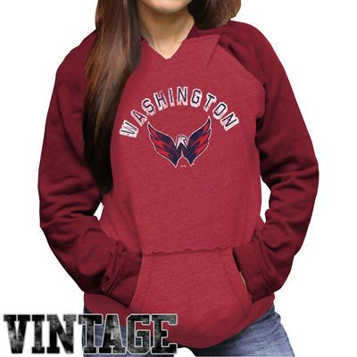 b54ee5d2f ... Original Retro Brand Washington Capitals Womens Relaxed Pullover Hoodie  - Red. Red ShopNew Jersey DevilsPulloverHoodieSweatshirtBrand ...