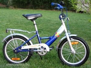 """Hauser Kiwi 16""""-os gyermek kerékpár - Gyerekkerékpár"""