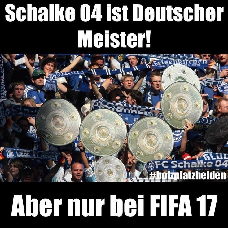 Deutscher Meister Schalke
