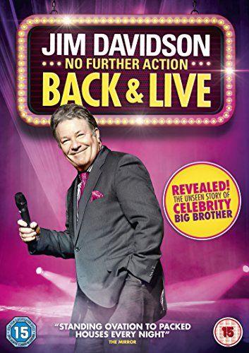 Jim Davidson Live - No Further Action [DVD] Universal Pictures UK http://www.amazon.co.uk/dp/B00MOENVKG/ref=cm_sw_r_pi_dp_JHmDub1040NV4