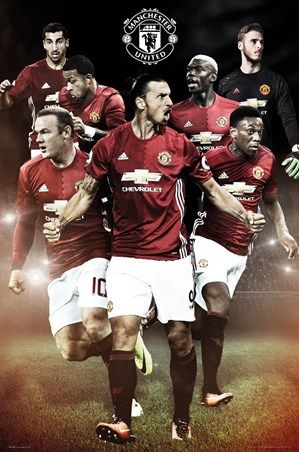 2016/17 Players - Manchester United FC