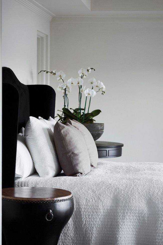 Yes - textured white linen - AUSTRALIAN HOME IN NATURAL TONES | 79 Ideas#.U6K_R2dZokI#.U6K_R2dZokI