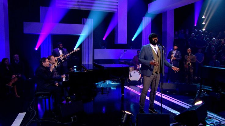 Gregory Porter & Guests - Tribute to Prince - Purple Rain - Later... wit...