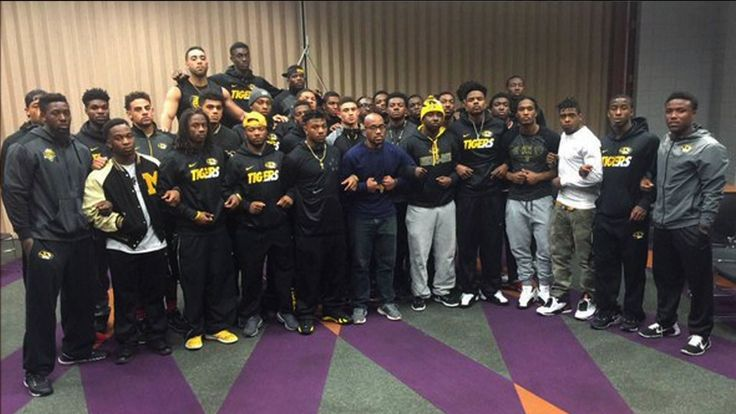 How Black Football Players at University of Missouri Changed the Game on Racism