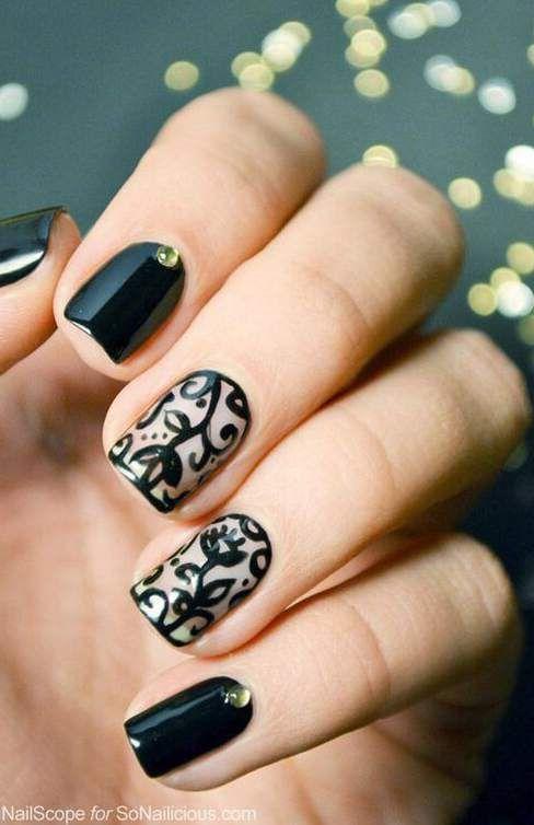 59 best nails love images on Pinterest | Nails design, Short nail ...