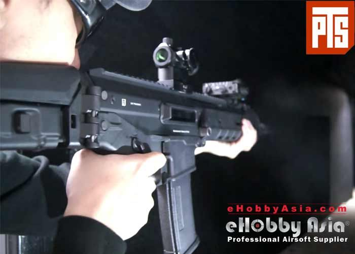 PTS Masada GBBR & More At eHobby Asia