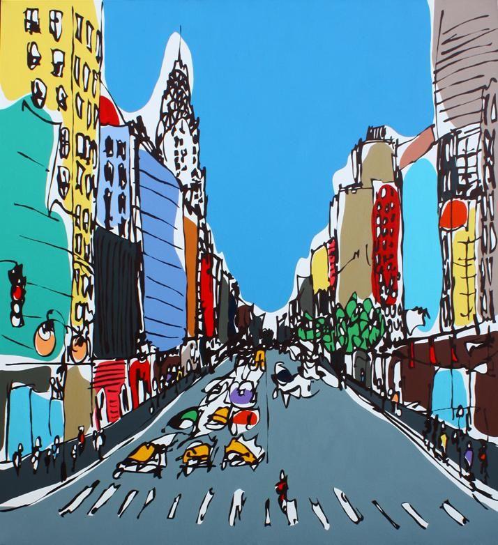 New York Chrysler - Rachel Tighe
