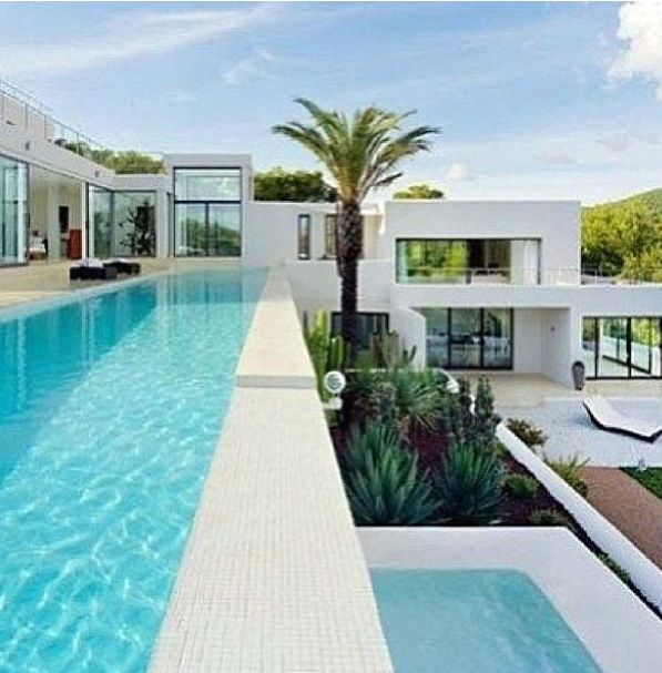 967 best images about dream home on pinterest home - Dream interpretation swimming pool ...