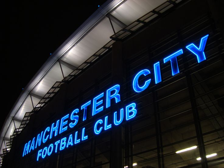 Manchester City Football Club Wallpaper