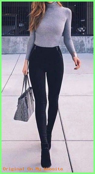 Women Fashion 2019 | Wintermode 2019 Winter Outfits 2019 Damenmode  #damenmode #…