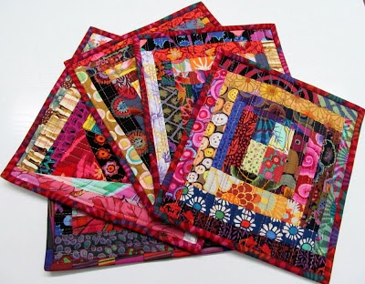 1141 Best Images About Quilting Mug Rugs On Pinterest