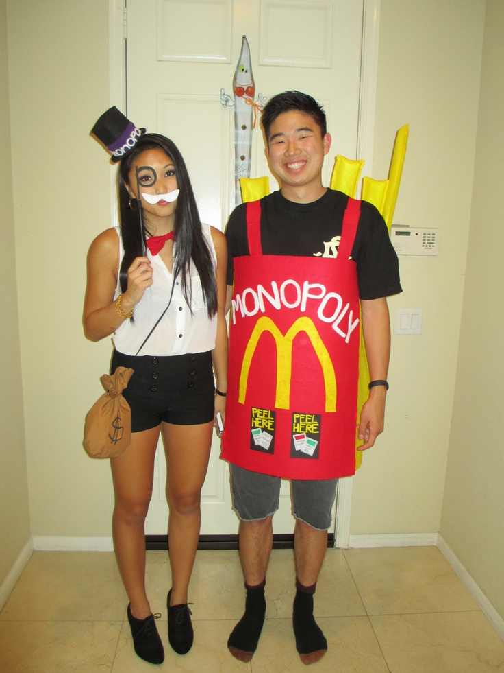 100 halloween couples costumes for you and your boo via brit co - Board Games Halloween Costumes
