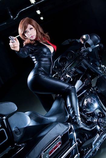 Photo by エレノアさん バイク提供:くみんさん