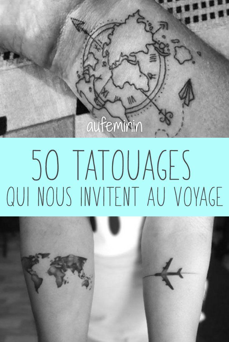 17 meilleures id es propos de tatouages de voyage sur pinterest tatouages de voyage - Tatouage theme voyage ...