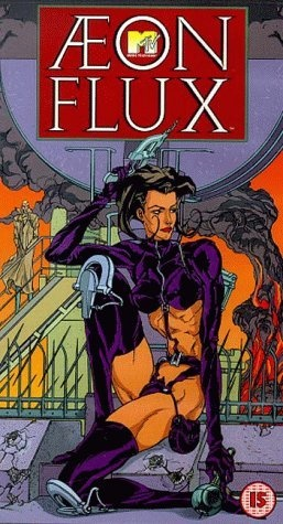 Æon Flux (Aeon Flux -TV Series 1991) - created by Peter Chung