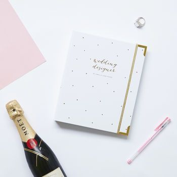 Amelia Lane Wedding Designer Planner Organiser
