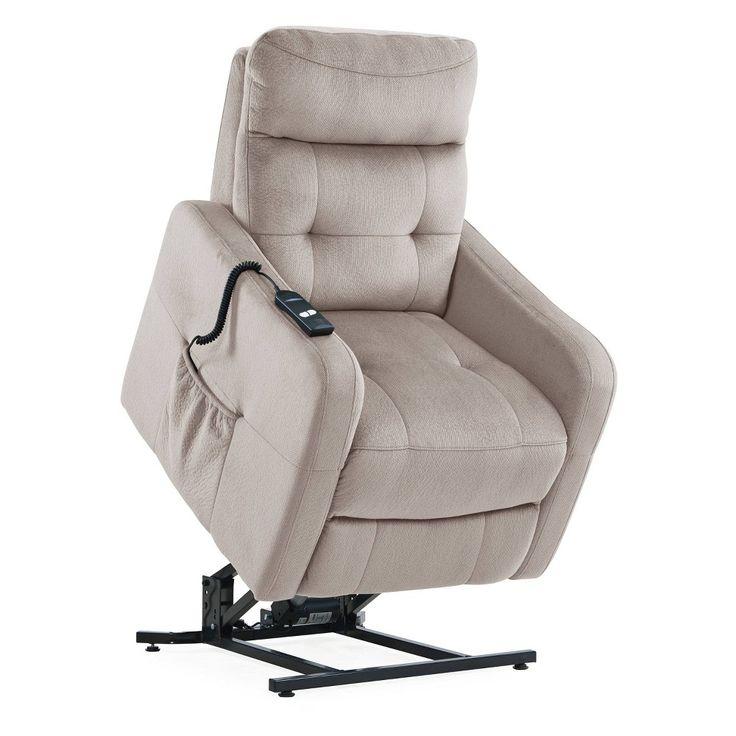 Ebern Designs Charette Manual Swivel Recliner Upholstery