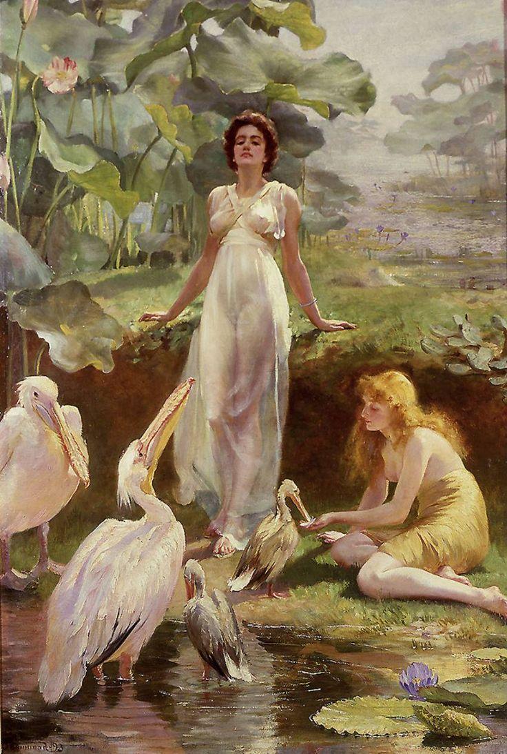 Arthur Drummond - Victorian Fantasy