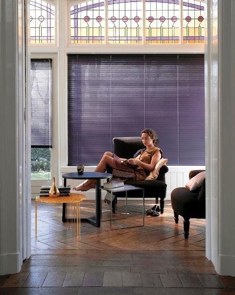 Horizontální žaluzie zpříjemní váš byt