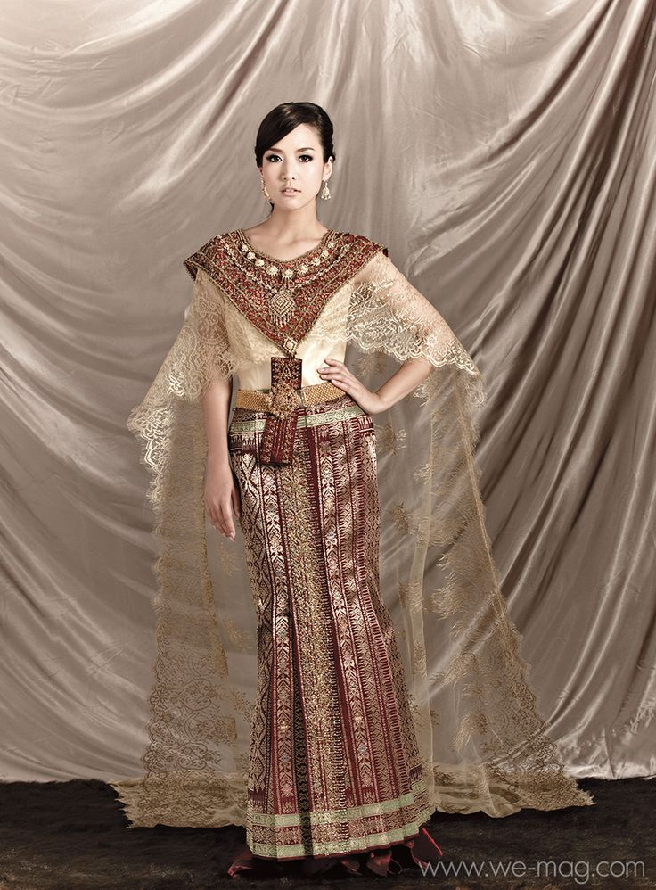 193 best Thai ~ CREATIVE DRESS images on Pinterest ...