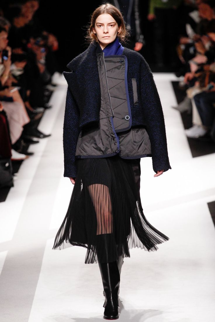 Sacai Fall 2014 Ready-to-Wear - Collection - Gallery - Style.com