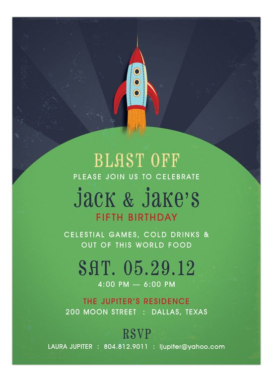 171 best Kids Birthday Invitations images on Pinterest Birthday - fresh birthday invitation from a kid