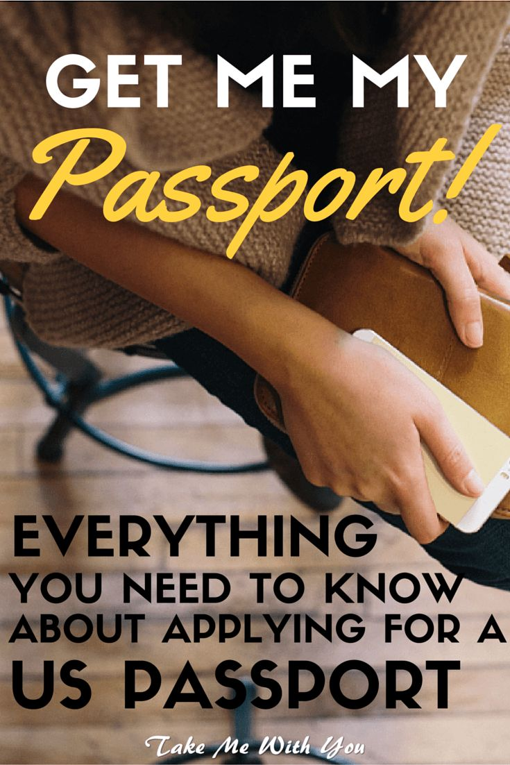 Everything You Need To Know About Applying For A Us Passport +mon  Questions Answered!