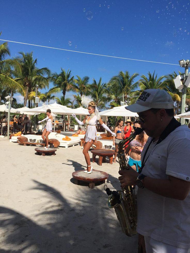 Nikki Beach - Miami Beach - 1 Ocean Drive, Miami Beach- night and day party spot- Miami Beach's Best Clubs