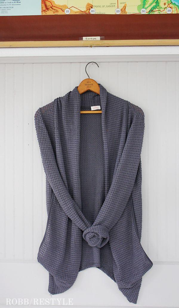 Stitch Fix Cardigan Outfit Idea
