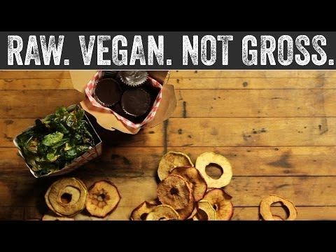 Movie Snacks Featuring Jimmy Wong | Raw. Vegan. Not Gross