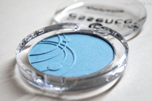 Essence тени для век Mono Eyeshadow Shimmer Effect 72 My Baby Blue!