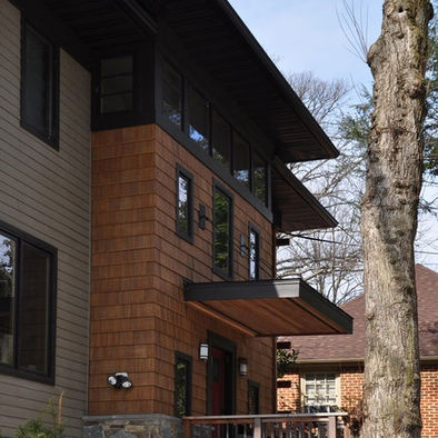 Big space little kids contemporary exterior dc metro gardner mohr architects llc