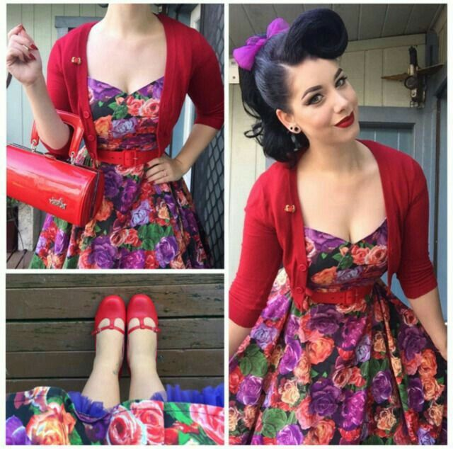 Pin-Up / Rockabilly - Violet Victory