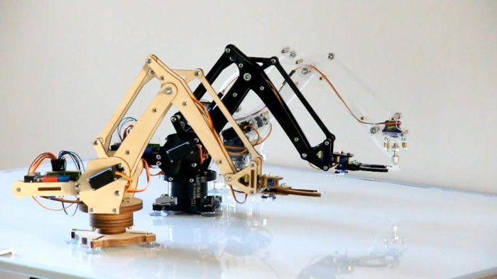 uArm : Un bras robotique innovant sur Kickstarter - PixelsTrade Webzine